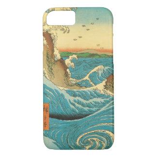 Ando Hiroshige  Navaro Rapids iPhone 7 Case