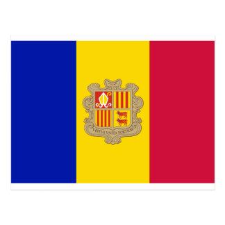 Andorra AD Postcard