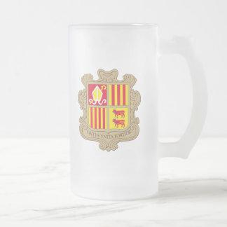 andorra arms mugs