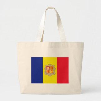 andorra tote bags