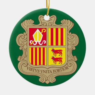 ANDORRA*- Christmas Ornament