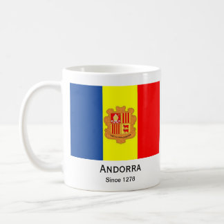 Andorra Cup Coffee Mugs