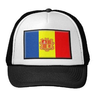 Andorra Flag Cap