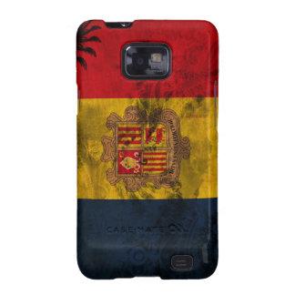 Andorra Flag Galaxy S2 Covers