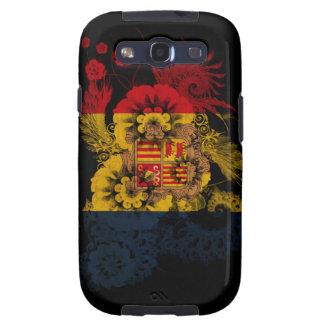 Andorra Flag Galaxy S3 Cover