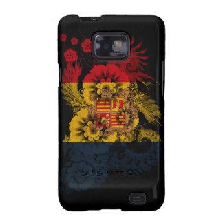 Andorra Flag Samsung Galaxy S2 Covers