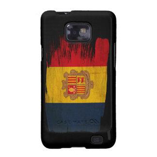 Andorra Flag Galaxy S2 Case