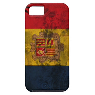 Andorra Flag Case For The iPhone 5