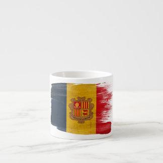 Andorra Flag Espresso Mug