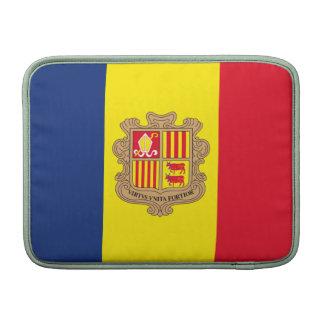 Andorra Flag MacBook Air Sleeves
