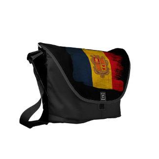 Andorra Flag Messenger Bag