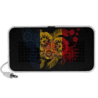 Andorra Flag Speakers