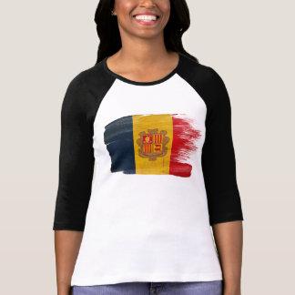 Andorra Flag Tees