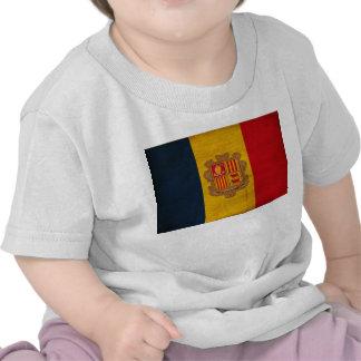 Andorra Flag Tshirts