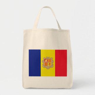 andorra grocery tote bag