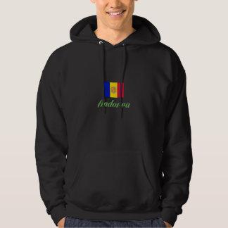 Andorra Hooded Sweatshirt