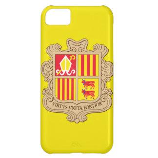 andorra iPhone 5C case
