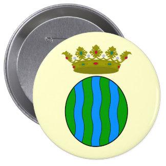 Andorra la Vella, Andorra 10 Cm Round Badge
