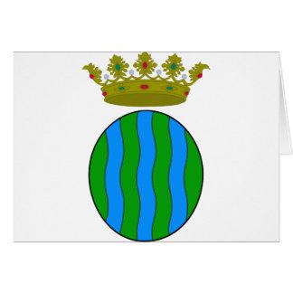 Andorra la Vella, Andorra Greeting Card