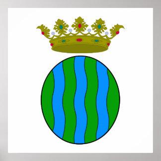 Andorra la Vella, Andorra Print