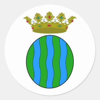 Andorra la Vella, Andorra Stickers