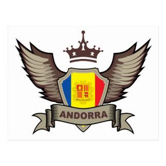 Andorra Postcard