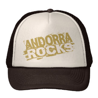 Andorra Rocks Hats