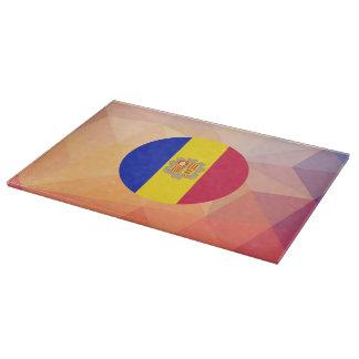 Andorra Souvenir Cutting Board
