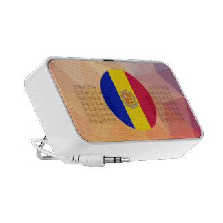 Andorra Souvenir Laptop Speaker