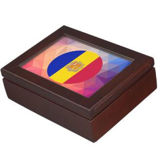 Andorra Souvenir Memory Boxes
