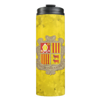 Andorra Thermal Tumbler