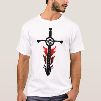 Andraste's Flaming Sword T-Shirt