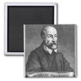 Andrea Palladio  engraved by Francesco Magnet