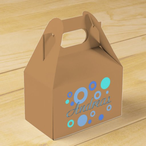 Andreas Favor Boxes