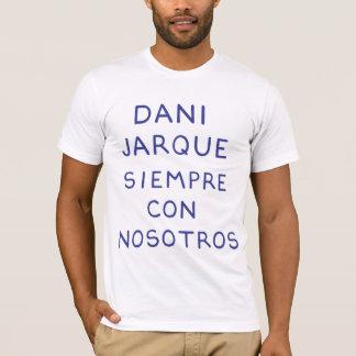 Andres Iniesta Dani Jarque siempre con nosotros T-Shirt