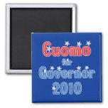 Andrew Cuomo for Governor 2010 Star Design Refrigerator Magnets