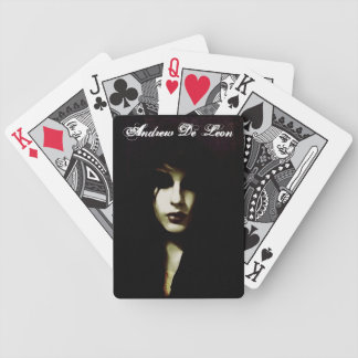 Andrew De Leon - Vamp Playing Cards