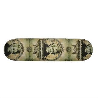 Andrew Jackson End the Fed Skateboard