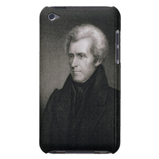 Andrew Jackson (engraving) iPod Case-Mate Cases