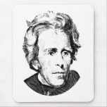Andrew Jackson Mousepads