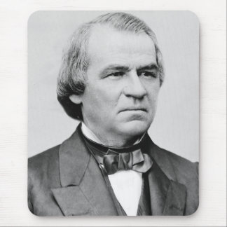 Andrew Johnson Mouse Pad