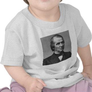 Andrew Johnson T-shirts
