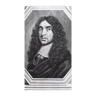 Andrew Marvell Canvas Print