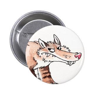 Andrewsarchus 6 Cm Round Badge