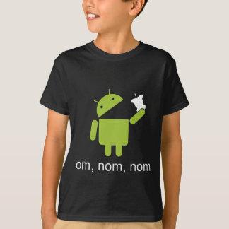 android > apple (dark shirt) T-Shirt