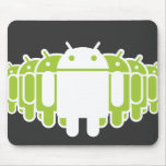 Android Army Mousepad