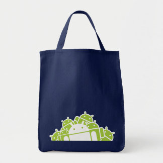 Android Army Tote Bag
