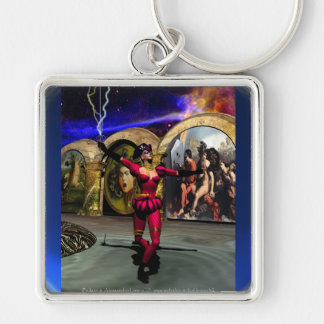 ANDROID BALLET KEY CHAIN