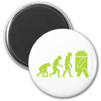 Android Evolution Magnet