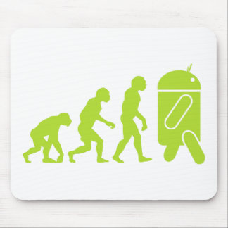 Android Evolution Mouse Mat